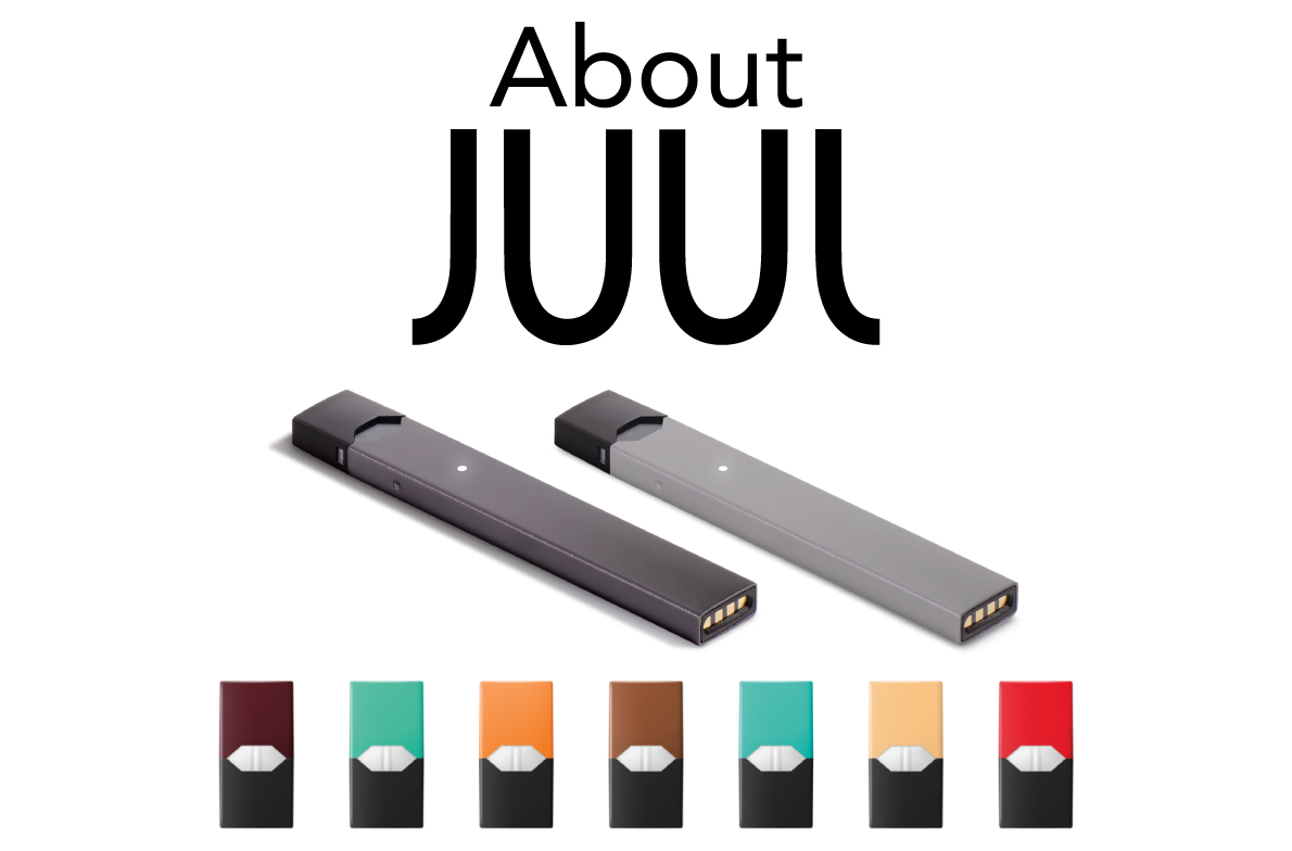 Image result for juul 電子タバコ